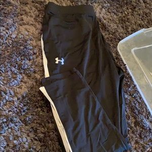 gray NWT Under Armour loose fit Cold Gear sweat pants Auburn men/'s M $80